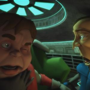 H.I.T. – Cartoon 3D Animation