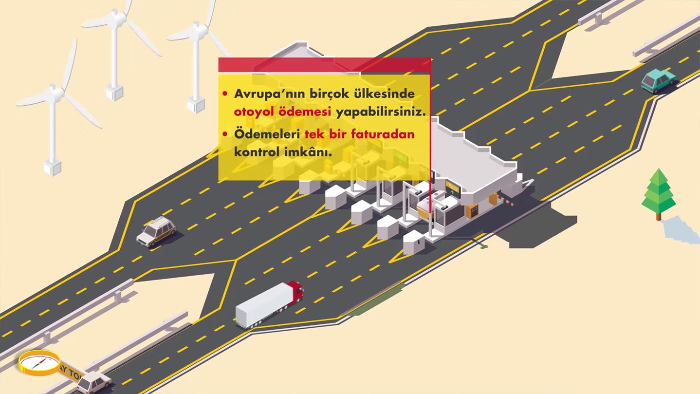 Euroshell Motion Graphics Dreamtrap Animations