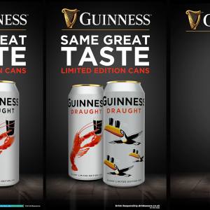 Guinness Gilroy Can – Animation